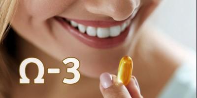 Польза Омега 3 для женщины