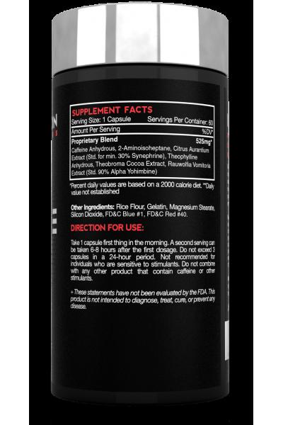 Жиросжигатель INVADE от ARMAKON Labs (60 капсул)