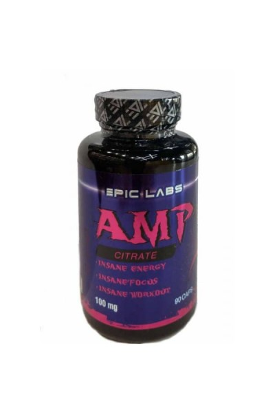 AMP Citrate (90 капс)