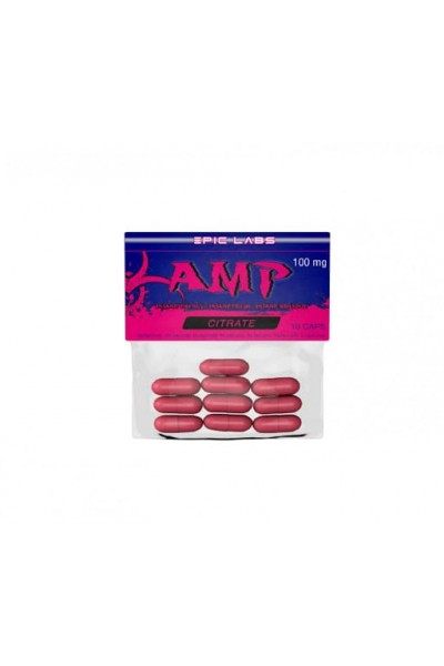 AMP Citrate Epic Labs (10 капсул)
