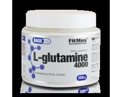 Base L-Glutamine 4000 FitMax (250 г)