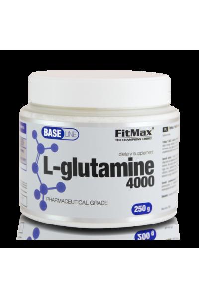 Base L-Glutamine 4000 FitMax (250 гр)