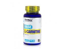 Base L-Carnitine FitMax (60,90 капс) для жиросжигания
