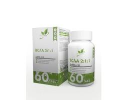 BCAA NaturalSupp + витамин B6 (60 таб.)