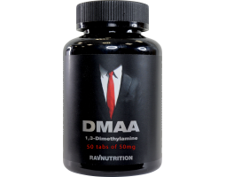 DMAA Ravnutrition, 50мг/капс (50 таб.)