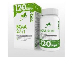 BCAA 2:1:1 NaturalSupp, 60 капс.
