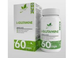Глютамин (L-Glutamine) NaturalSupp (60 капс)