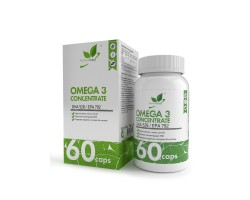 Omega 3 concentrate 66% (60 капс)