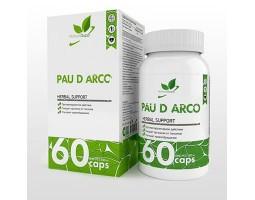 Pau D'Arco – Кора муравьиного дерева (60 капс)