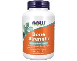 Bone Strength (Крепкие Кости) от NOW 120 капс