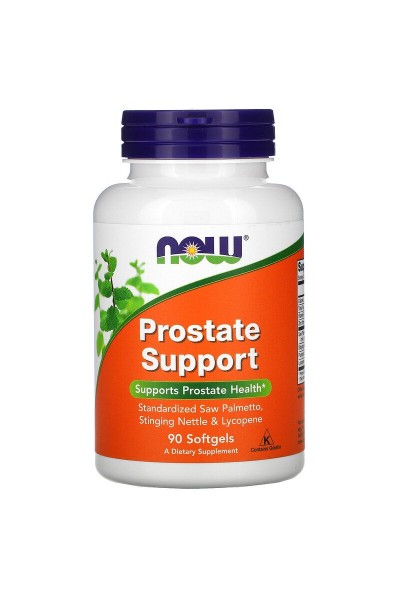 Prostate support от NOW (90 капс)