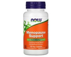 Menopause Support (Поддержка при менопаузе) от NOW 90 капс.