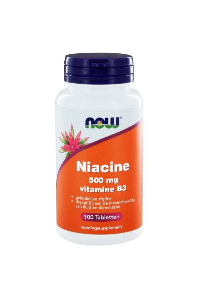 Niacin B-3 500 мг (100 табл)