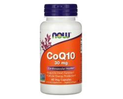 CoQ10 от NOW , 60 капс.