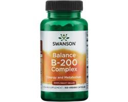 Balance B-200 Complex от Swanson (100 вег.капс)