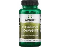 Boswellia (Босвеллия) Swanson (60 капс)