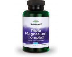 Магний Комплекс (Magnesium Complex Swanson), 300капс.