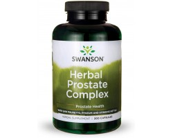 Prostate Complex Herbal (Простата Комплекс) Swanson, 200капс.