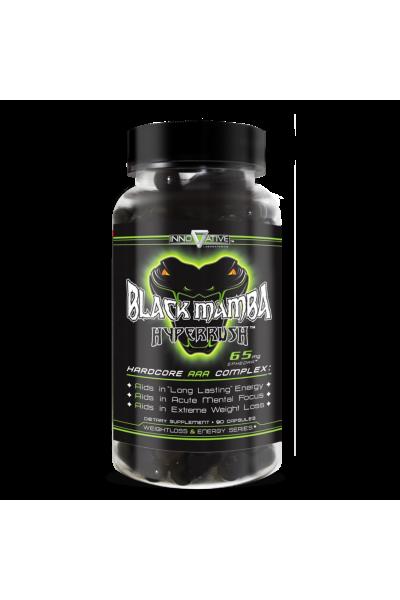 Жиросжигатель Black Mamba Hyperrush (90 капсул)