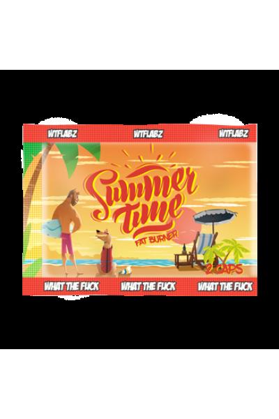 Жиросжигатель Summer Time от WTF Labz (90 капсул)