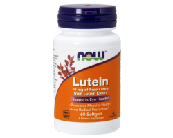 Lutein Now (Лютеин 10 мг), 60 гел.капс.