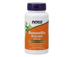 Boswellia Extract 250 мг от NOW Foods ( 60 капс)