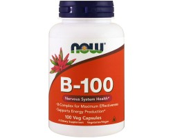B-100 от NOW FOODS (250 таб)