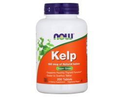 Kelp 150 мкг от NOW ( 200 таб)