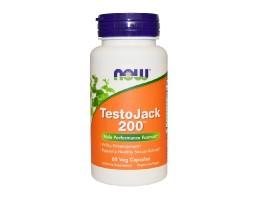 TestoJack 200 от NOW (60 капс)