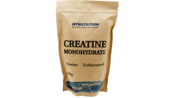 Новый бренд на сайте - Mynutrition