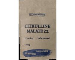 Цитруллин малат Munutrition 250 гр (без вкуса)