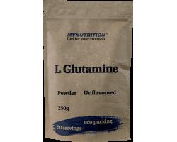 Глютамин Mynutrition 250гр/500гр (без вкуса)