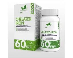 Железо хелатное Chelate Iron (60 капс.)