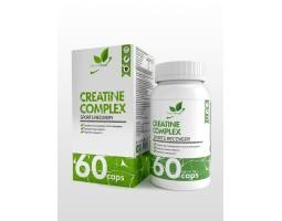 Creatine Complex NaturalSupp (60 капс)