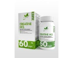 Creatine HCL NaturalSupp (60 капс.)