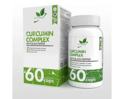 Curcumin Complex with Black Papper (60 капс)