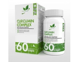 Куркумин Curcumin Complex NaturalSupp (60 капс)