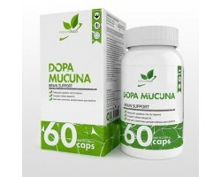 Dopa Mucuna – Brain Support (60 капс)