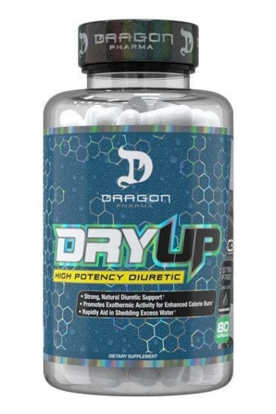 DryUp Dragon Pharma Labs (80 капсул)