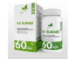 Fat Burner (60 капс) Растительный жиросжигатель
