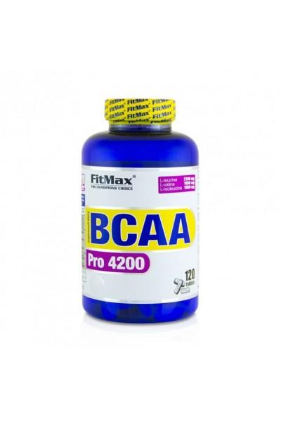 BCAA Pro 4200 Fit Max (120, 240, 500 таблеток)