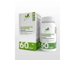 Глюкозамин, Хондроитин, MSM (60/120 капс)