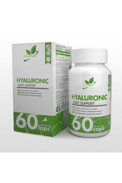 Гиалуроновая кислота Joint Support NaturalSupp (60 капсул)