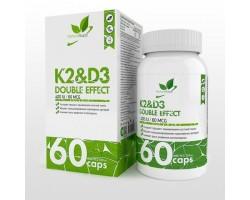Витамины K2 + D3 (60 капс.)