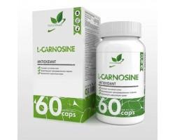 L-Карнозин (L-Carnosine), 60 капс.