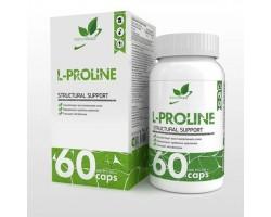 Л-Пролин (L-Proline), 60 капс.