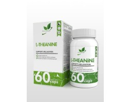 Л-Теанин (L-Theanine), 60 капс.
