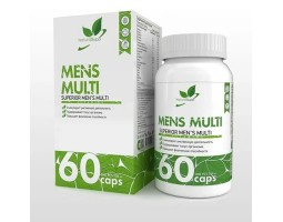 Mens Multi витамины для мужчин (60 капс)