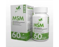 MSM NaturalSupp (60 капс.)