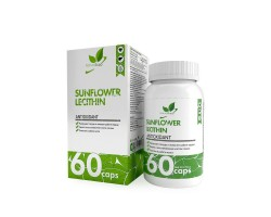 Подсолнечный Лецитин NaturalSupp (60 капс.)
